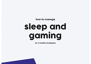 SLEEP & GAMING